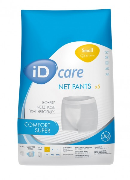 iD Care Net pants Comfort Super - Small.