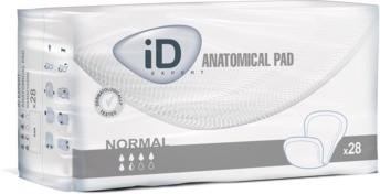 ID Expert Shaped Pad Normal PE von Ontex
