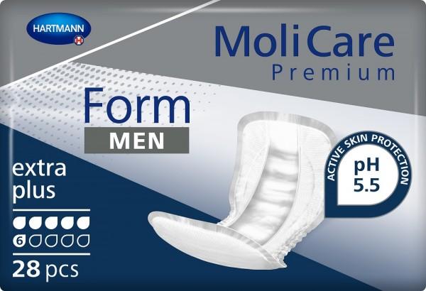MoliCare Premium Form MEN extra plus 6 Tropfen.