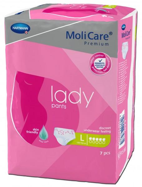 MoliCare Premium lady pants - Inkontinenzhosen von Paul Hartmann.