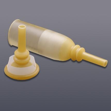 Hollister D.M. Selbsthaftendes Kondom-Urinal (Kurzzeitversorgung)