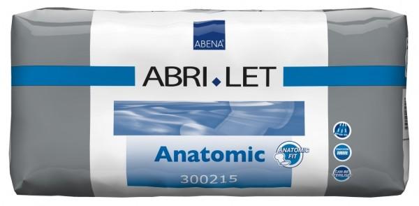Abena Abri-Let Anatomic - 20 x 44 cm - PZN 05499731