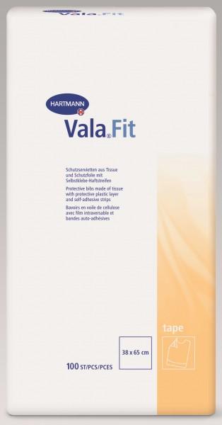ValaFit tape 2-lagig Lätzchen (38x65 cm)