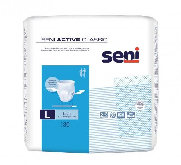 Seni Active Classic Large - Inkontinenz-Höschen von TZMO.