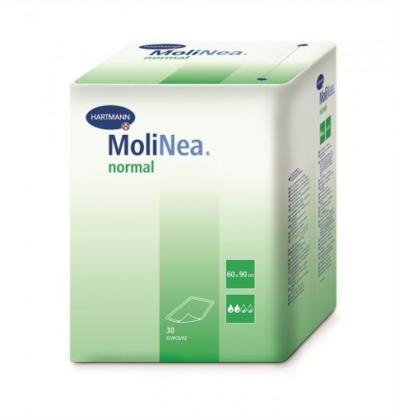 MoliNea Normal, Zellstoffflocken (60 x 60 cm) - PZN 01846503