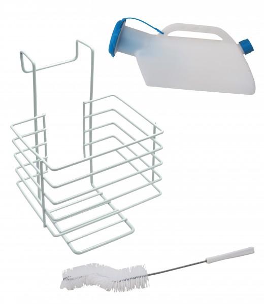 Sundo Urinflaschen-Set Urolis (Mann) -1 Liter - PZN 00916101