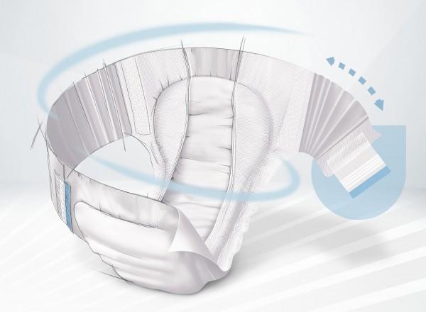 MoliCare Premium Elastic X-Large 9 Tropfen. Bei Inkontinenz und Blasenschwäche.