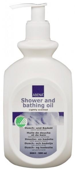 Abena Skincare - Dusch- und Badeöl - 500 ml
