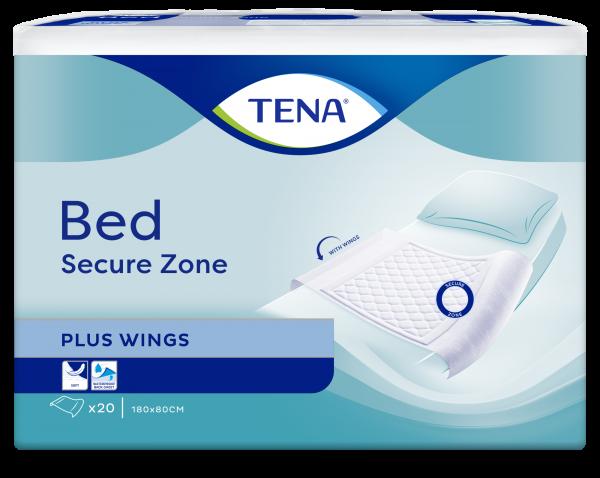 Tena Bed Plus Wings - 180x80 cm - Krankenunterlage