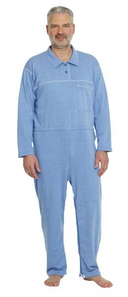 Suprima CareFunction Pflegeoverall Polo, mit Beinreißverschluss - Art. 4681 - Pflegeoverall von Suprima.
