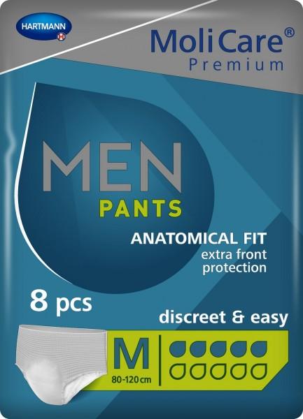 MoliCare Premium MEN PANTS - 5 Tropfen - Medium