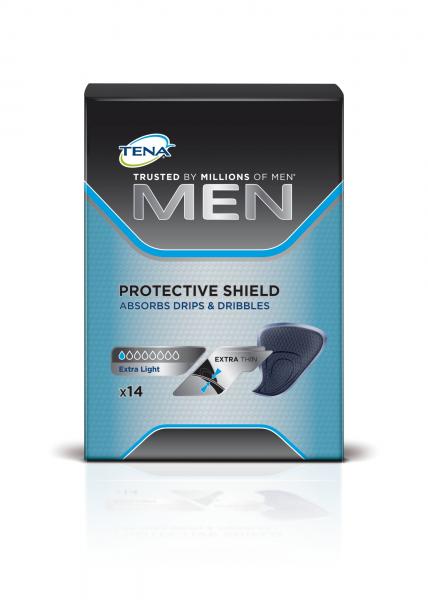 Tena Men Protective Shield Extra Light.