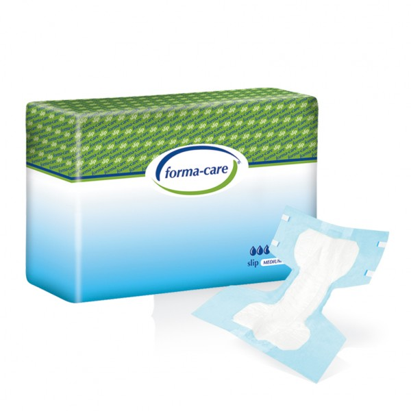 Forma-care Slip Comfort Super Medium (M2) sind saugstarke Windelhosen bei mittlerer bis schwerster Inkontinenz.