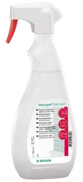 B. Braun Meliseptol® Foam pure - Desinfektionsschaum - 750 ml