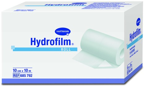 Hydrofilm roll Verband - 5 cm x 10 m - 1 Rolle - PZN 03535925