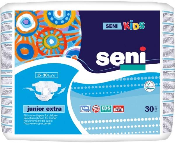 Seni Kids Junior extra - PZN 03134965 - Babywindeln von TZMO.