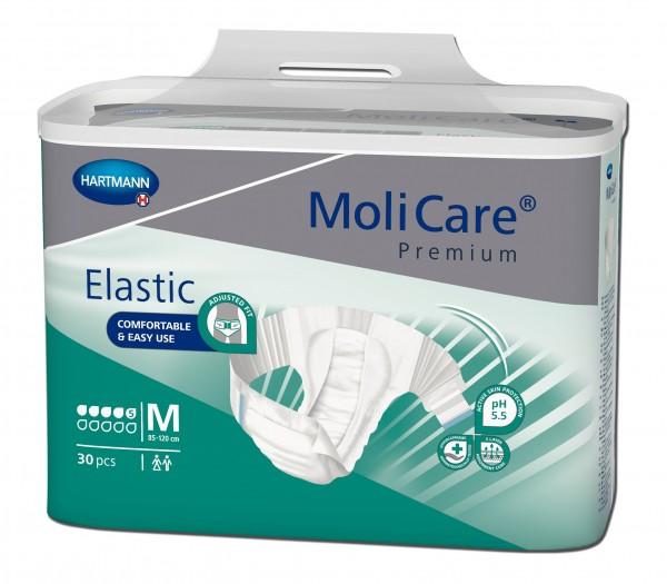 MoliCare Premium Elastic 5 Tropfen. Die neuen Windelhosen von Paul Hartmann.