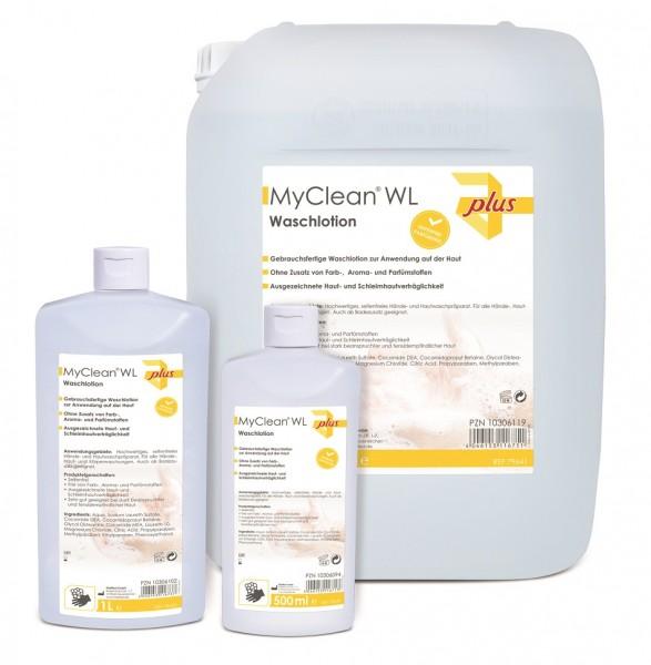 MyClean WL Waschlotion von MaiMed.