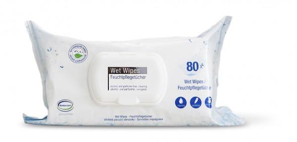 FormaCare Wet Wipes Feuchtpflegetücher (80 Blatt)