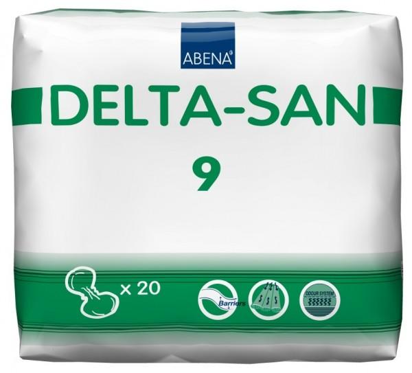 Abena Delta-San Nr. 9 - PZN 05949192