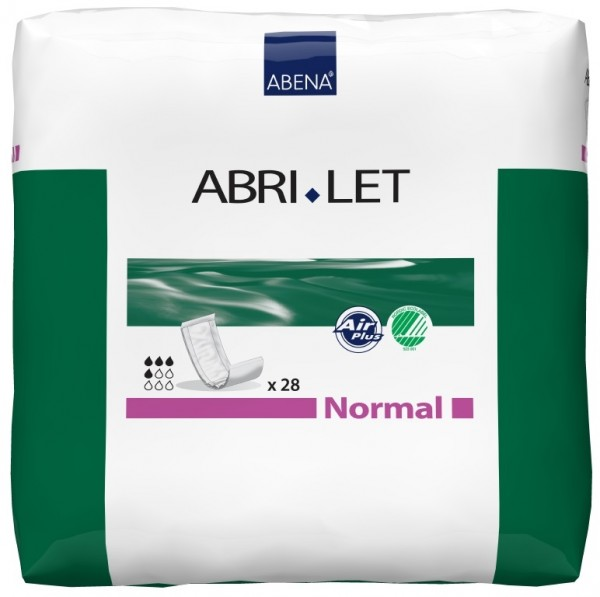 Abena Abri-Let Normal ohne PE-Folie - PZN 10389631