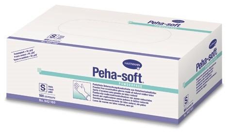 Peha-soft powderfree unsteril - Gr. Medium - PZN 07126885