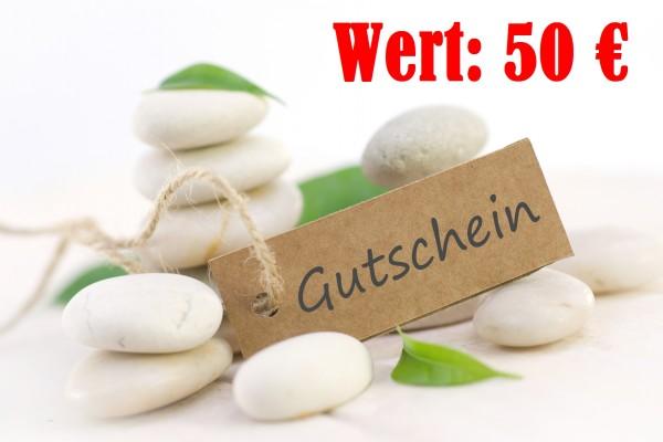 50 EUR Gutschein