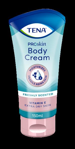 Tena Skin Cream Hautpflege von Essity Hygiene and Health AB - Tena.