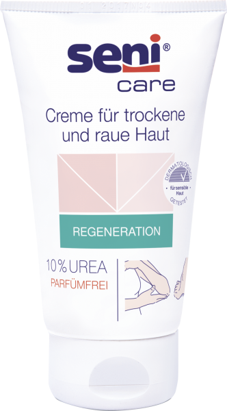 SENI CARE - Schutzcreme mit 10% Urea - 100 ml