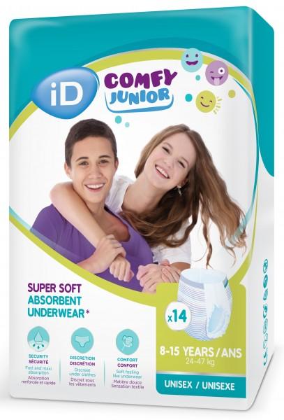 id Comfy Junior Pants Babywindel von Ontex.