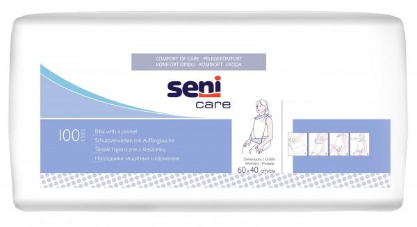 SENI CARE Speiselätzchen - Speiselatz - PZN 00603974.