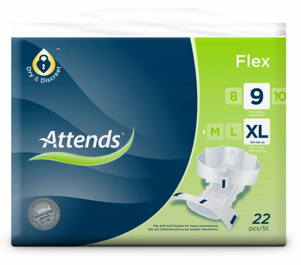 Attends Flex 9 - Gr. X-Large - PZN 07142269