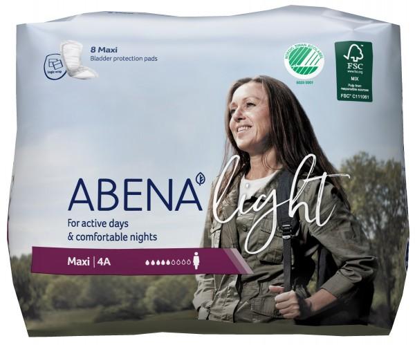 Abena Light Maxi - Nr. 4A - Inkontinenzeinlagen bei Blasenschwäche.