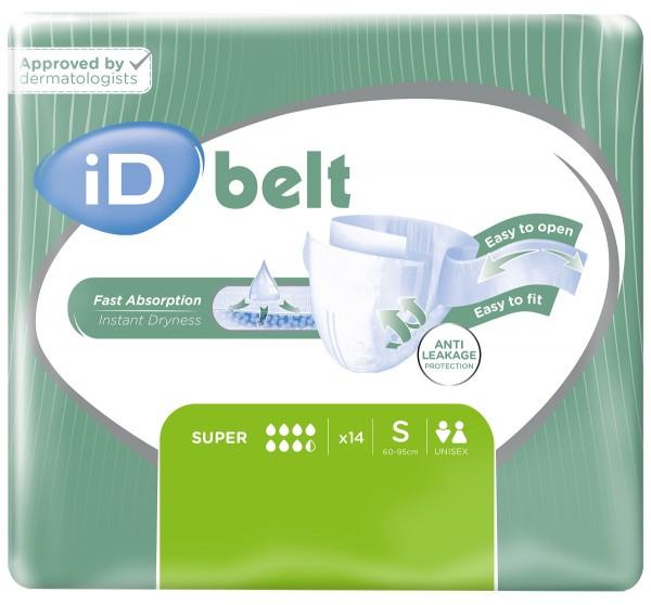 ID Expert Belt Super Small - Ontex Windelhosen mit Gürtel.