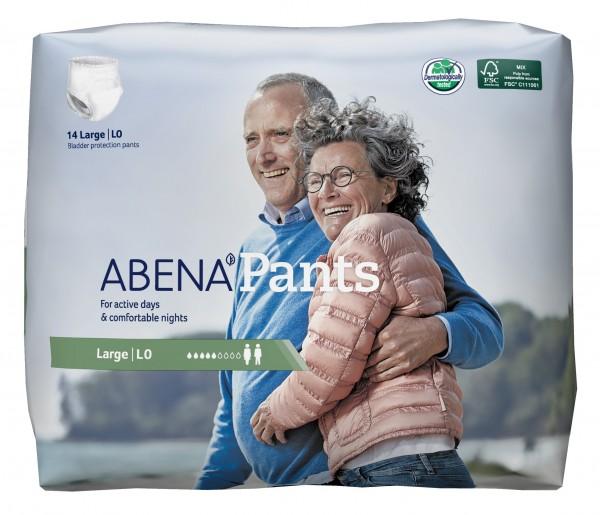 Abena Abena Pants L0 - Gr. Large - PZN 13702614